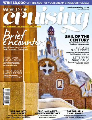 World of Cruising November 2018