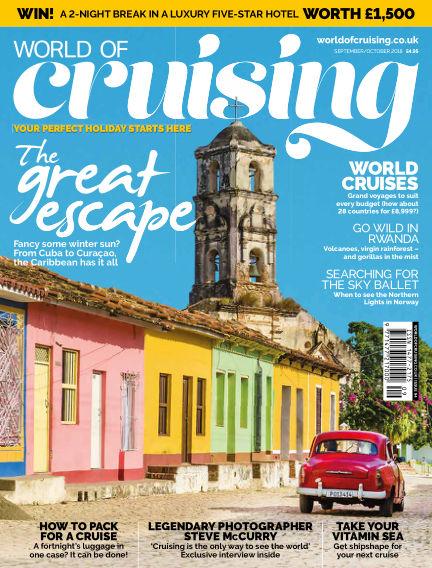 World of Cruising September 01, 2018 00:00