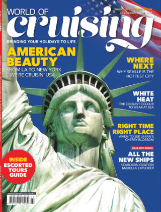 World of Cruising July/August 2018