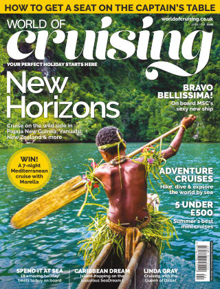 World of Cruising April 2019