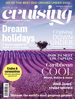 World of Cruising April/May 2020