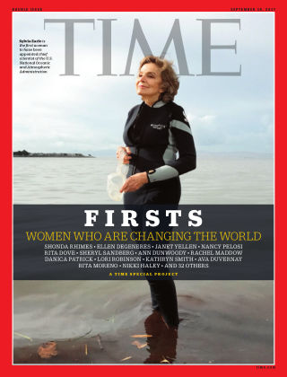 Time Magazine Europe September 18, 2017