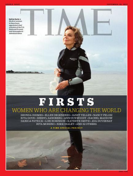 Time Magazine Europe September 16, 2017 00:00