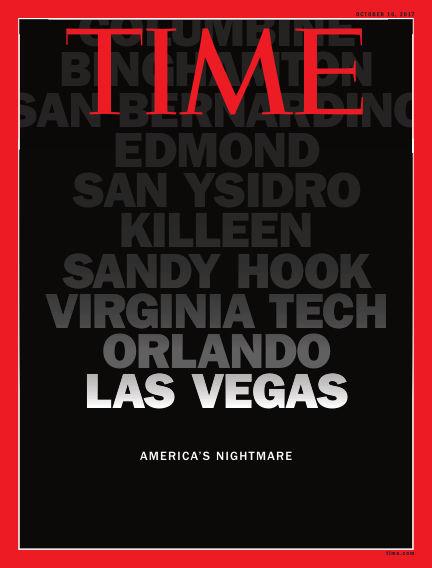 Time Magazine Europe October 07, 2017 00:00