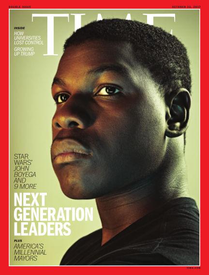 Time Magazine Europe October 14, 2017 00:00