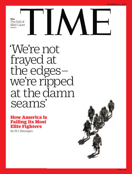 Time Magazine Europe December 02, 2017 00:00