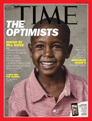 Time Magazine Europe January, 15th 2018