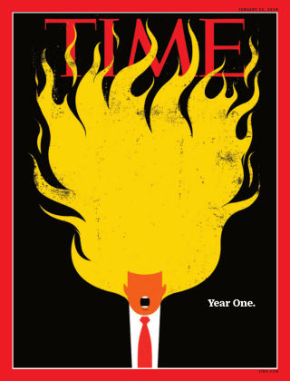 Time Magazine Europe January, 22nd 2018