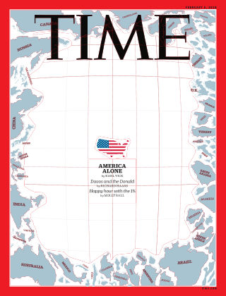 Time Magazine Europe Feb 5, 2018