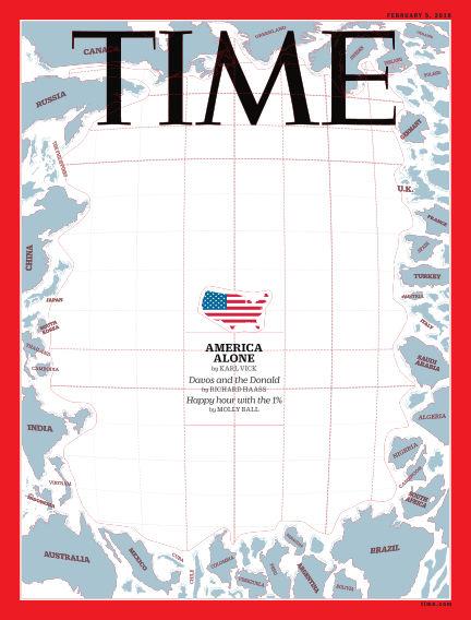 Time Magazine Europe January 27, 2018 00:00