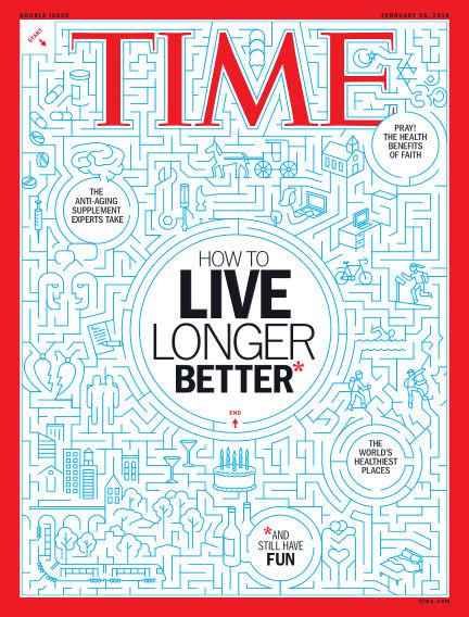 Time Magazine Europe February 17, 2018 00:00