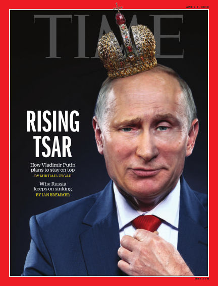 Time Magazine Europe March 25, 2018 00:00
