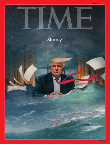 Time Magazine Europe April 14, 2018 00:00