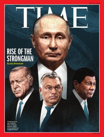 Time Magazine Europe May 05, 2018 00:00