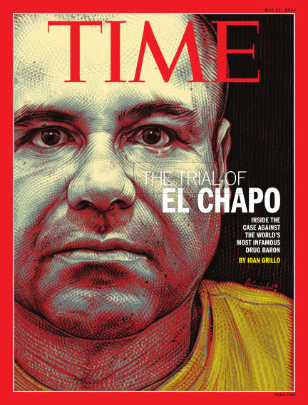Time Magazine Europe May 12, 2018 00:00