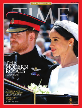 Time Magazine Europe Jun  4, 2018
