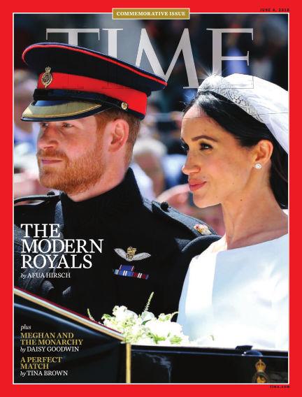 Time Magazine Europe May 26, 2018 00:00