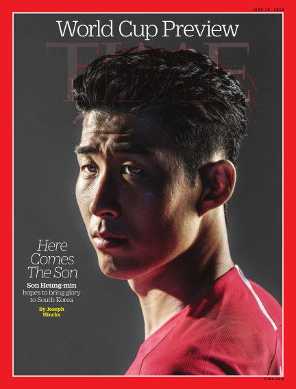 Time Magazine Europe June 09, 2018 00:00