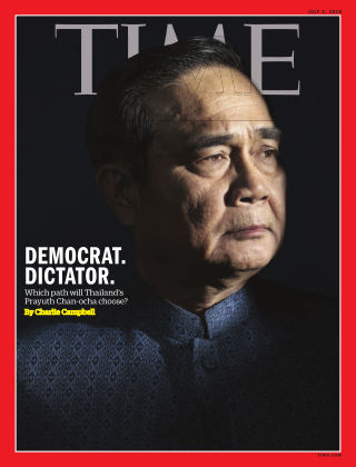 Time Magazine Europe July 2018