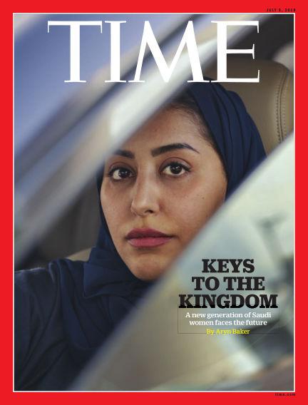 Time Magazine Europe June 30, 2018 00:00