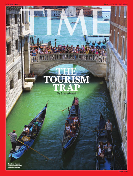 Time Magazine Europe July 28, 2018 00:00