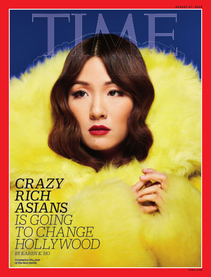 Time Magazine Europe August 18, 2018 00:00