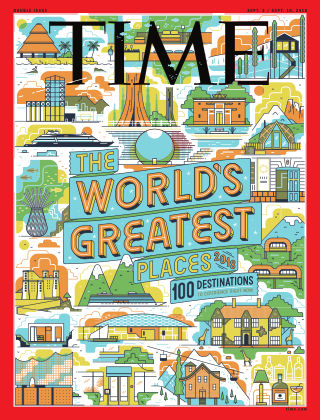 Time Magazine Europe September 3rd 2018
