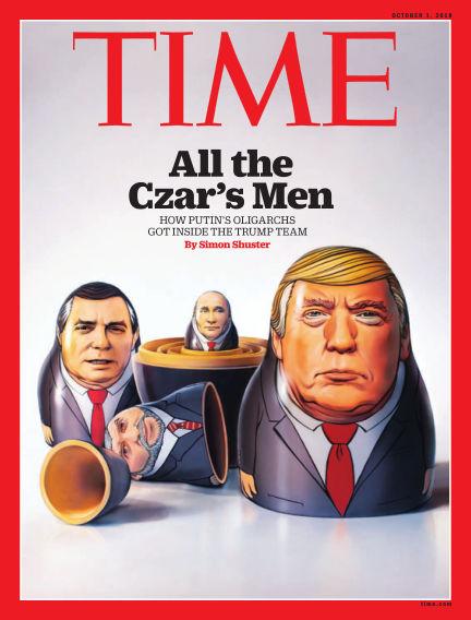 Time Magazine Europe September 22, 2018 00:00