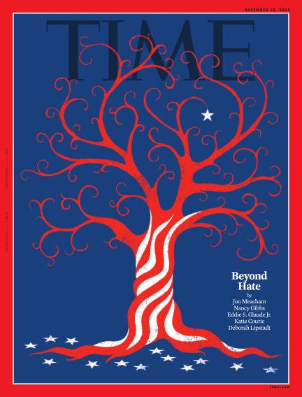 Time Magazine Europe November 03, 2018 00:00