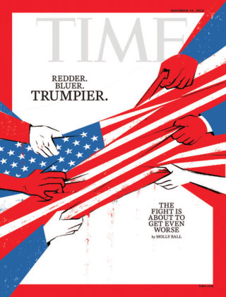 Time Magazine Europe Nov 19. 2018