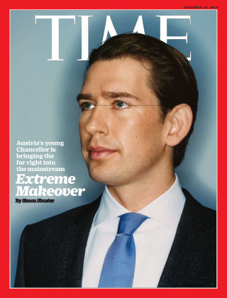 Time Magazine Europe Dec 10, 2018