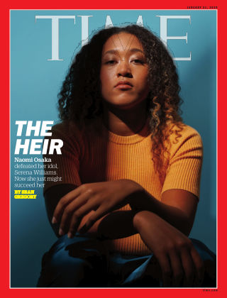 Time Magazine Europe Jan 21, 2019