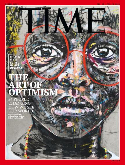Time Magazine Europe February 09, 2019 00:00
