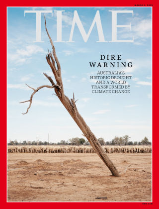 Time Magazine Europe Feb 23rd, 2019