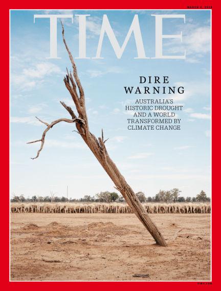Time Magazine Europe February 23, 2019 00:00