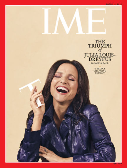 Time Magazine Europe March 02, 2019 00:00