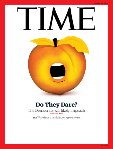 Time Magazine Europe March 16, 2019 00:00