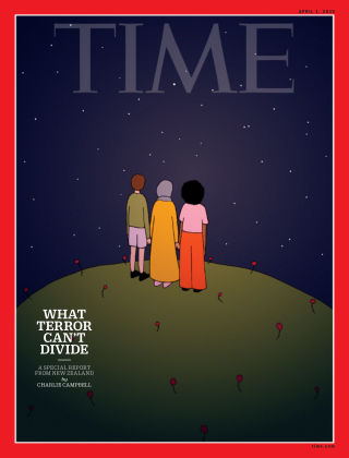 Time Magazine Europe April 1st, 2019