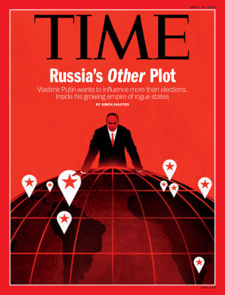 Time Magazine Europe Apr 15, 2019