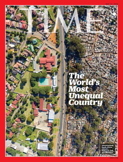Time Magazine Europe May 04, 2019 00:00
