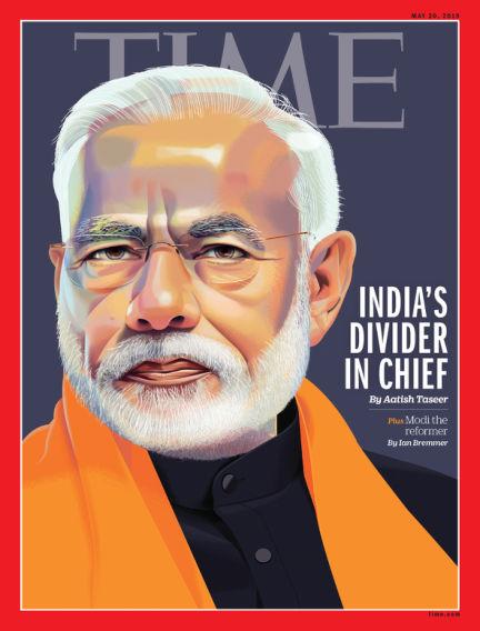 Time Magazine Europe May 11, 2019 00:00