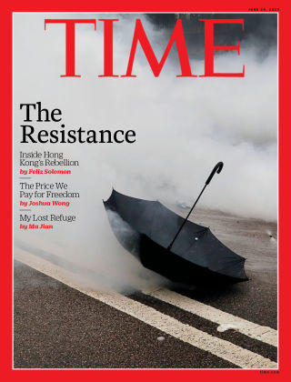 Time Magazine Europe June 24th, 2019