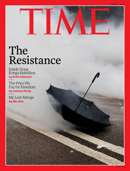 Time Magazine Europe