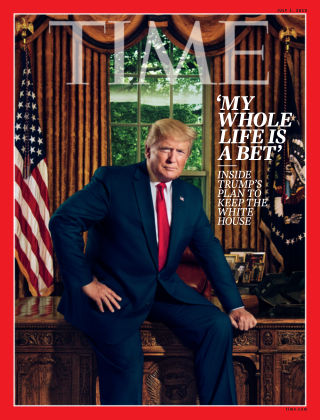 Time Magazine Europe July 1st, 2019