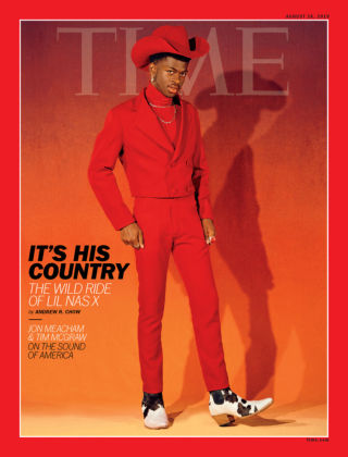 Time Magazine Europe Aug 26th, 2019