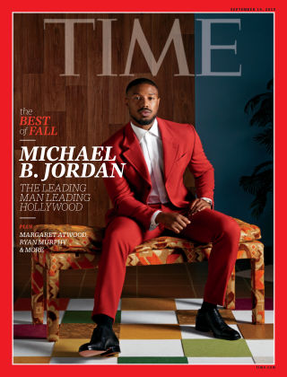 Time Magazine Europe 16th September 2019