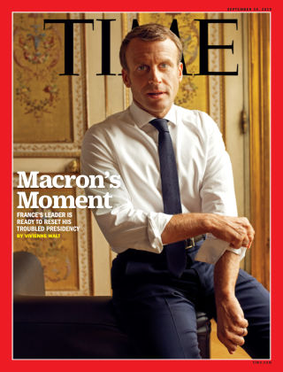 Time Magazine Europe 30th September 2019