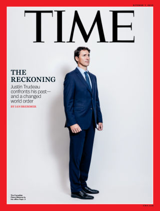 Time Magazine Europe 7th October 2019
