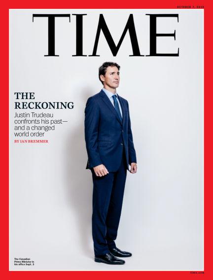 Time Magazine Europe September 28, 2019 00:00
