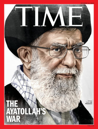 Time Magazine Europe 14th October 2019